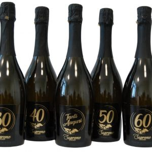 Bottiglie Prosecco Personalizzate