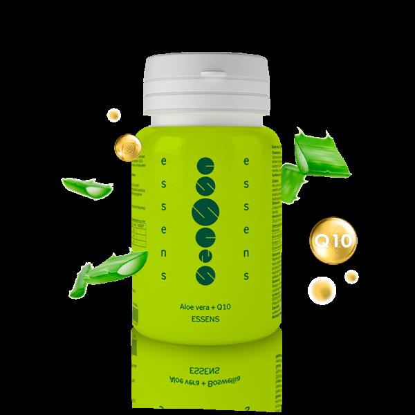 Aloe Vera + Q10 - Integratore alimentare