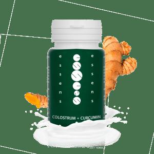 Colostrum + Curcumina