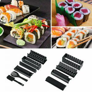 Kit Sushi con Coltello - Set 11 Pezzi